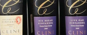 Cline Wines Pack a Punch